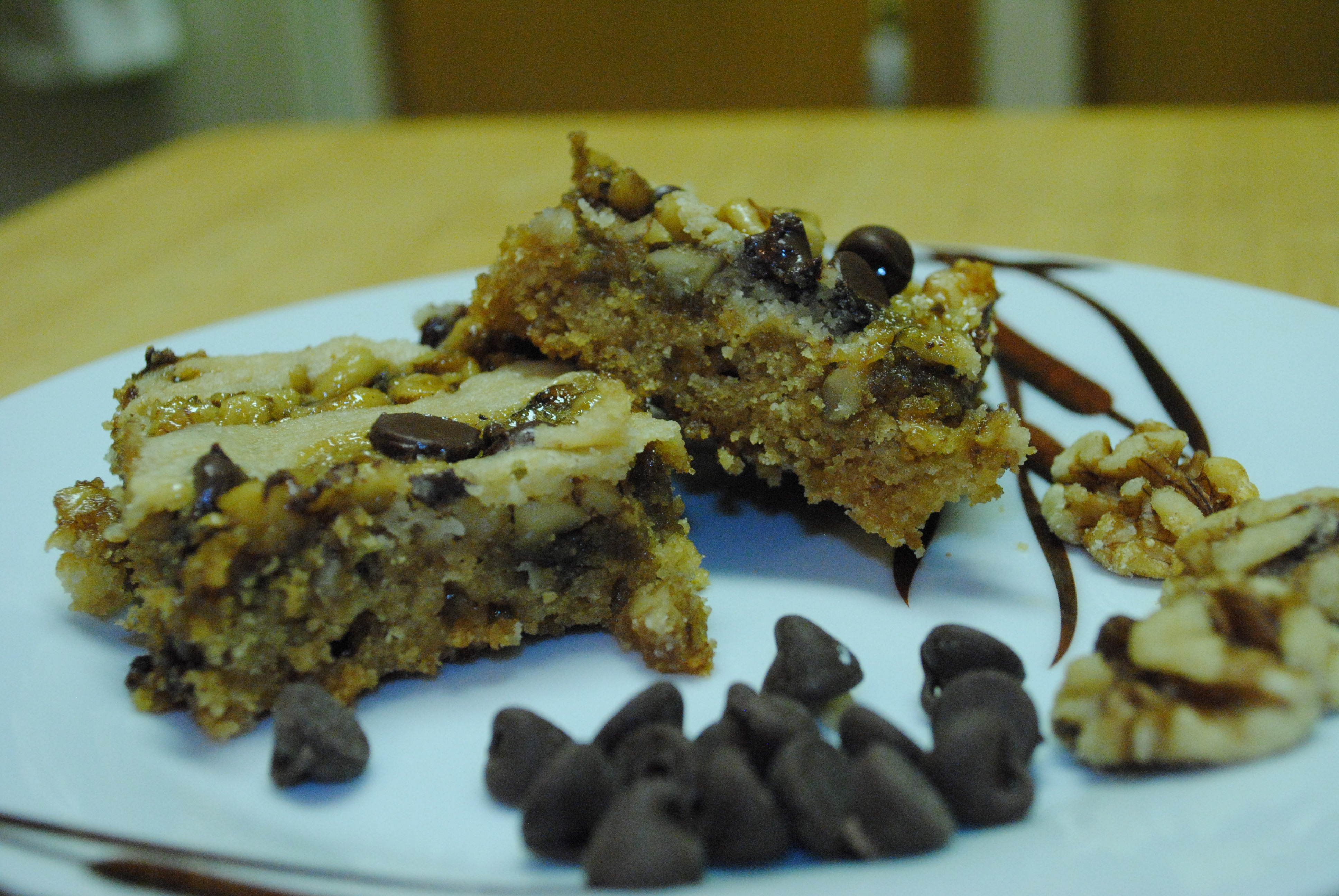Derby Pie Bars | Halite and Pepper